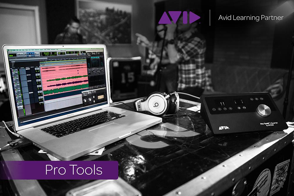 avid pro tools sertifiointi