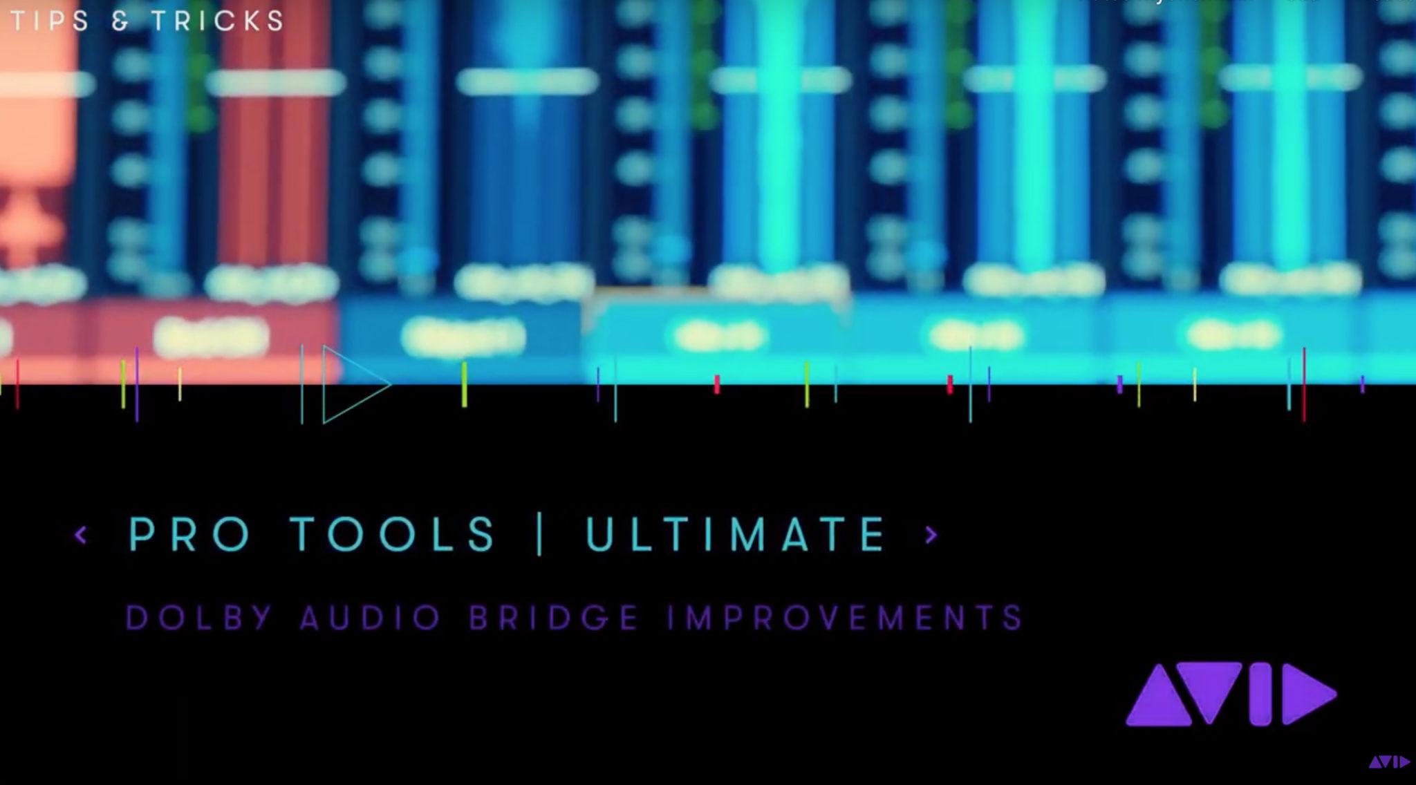 pro tools 2019.10