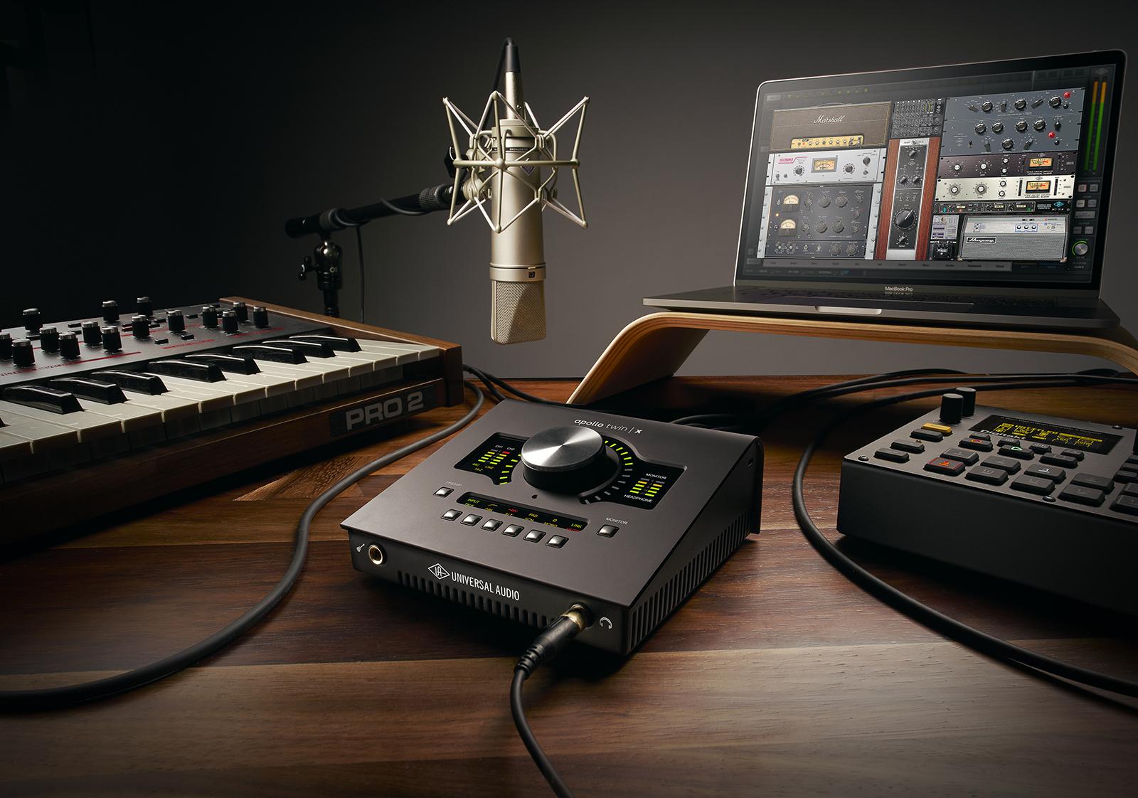 Universal Audio Apollo Twin X-äänikortti