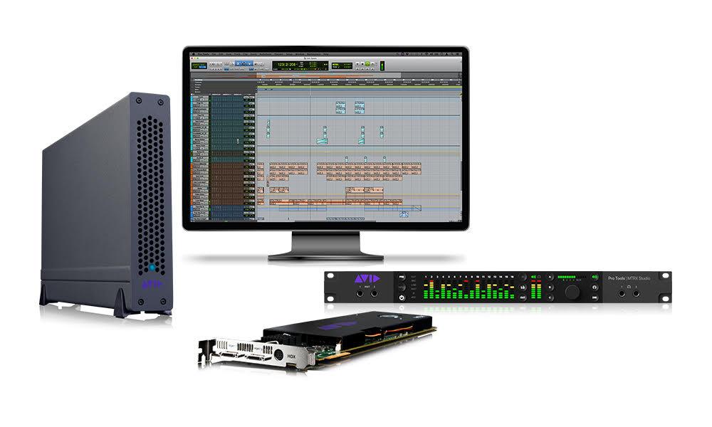 avid-mtrx-studio
