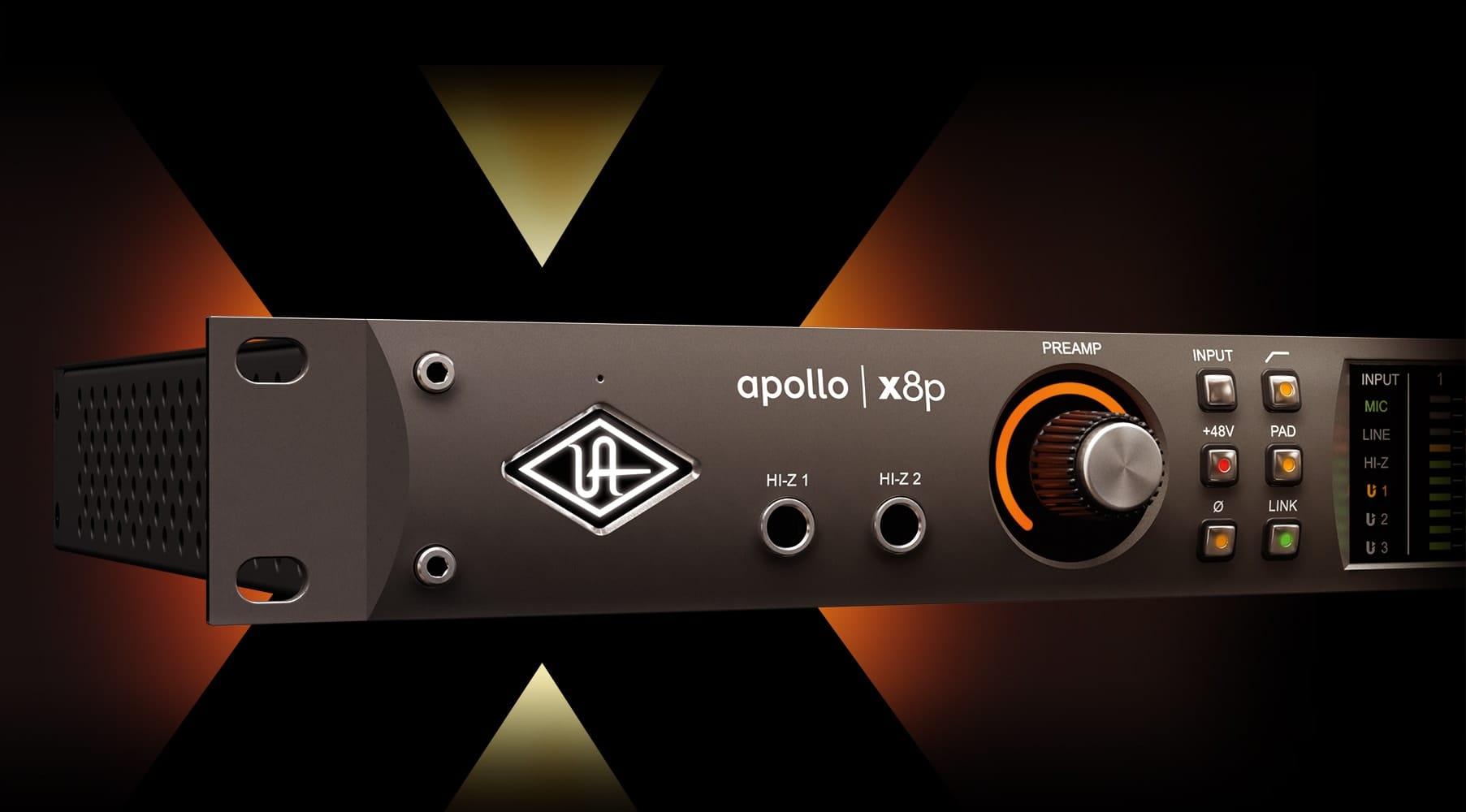 Apollox-äänikortti