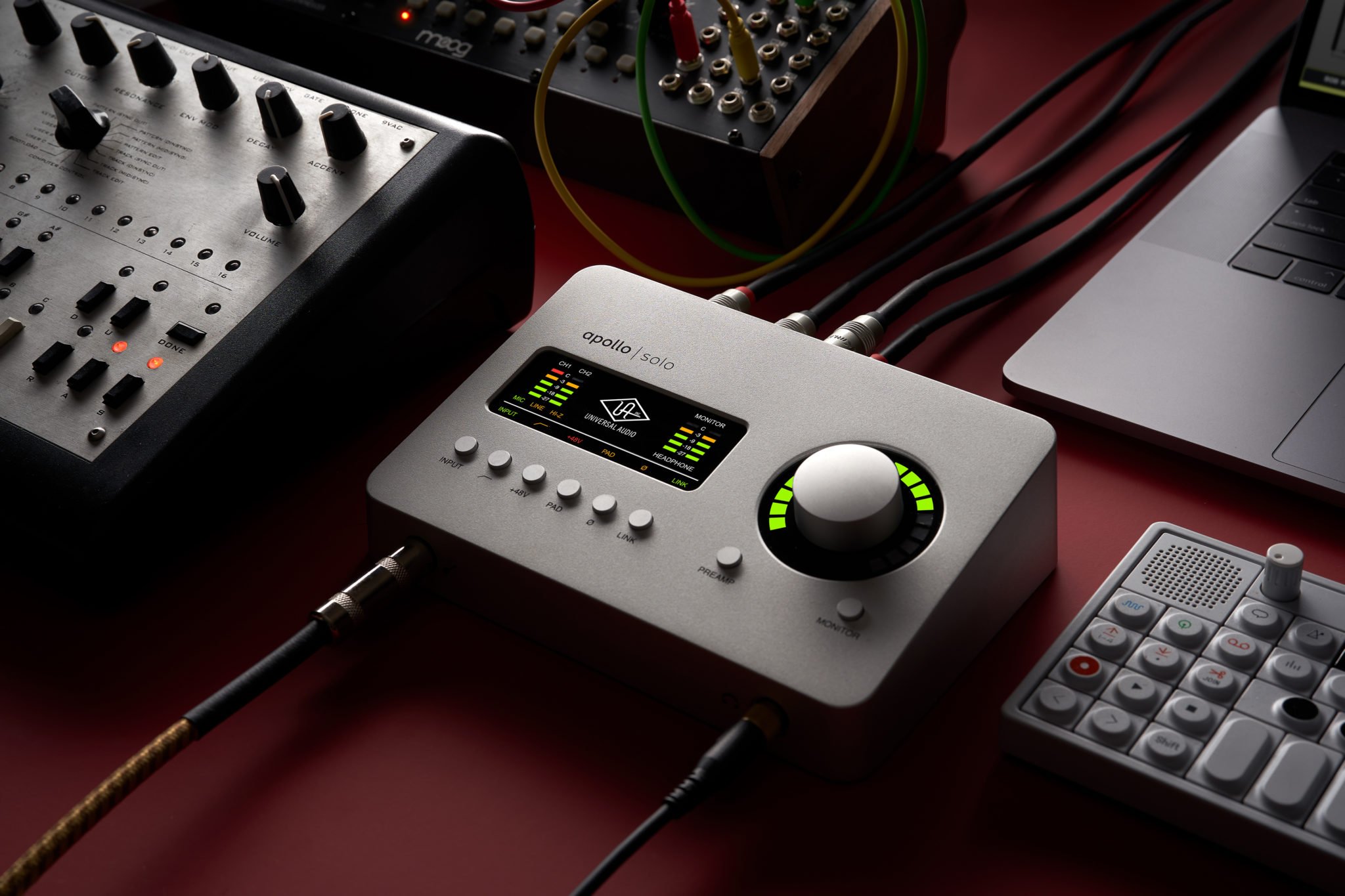 Universal-Audio-Apollo-Solo-äänikortti
