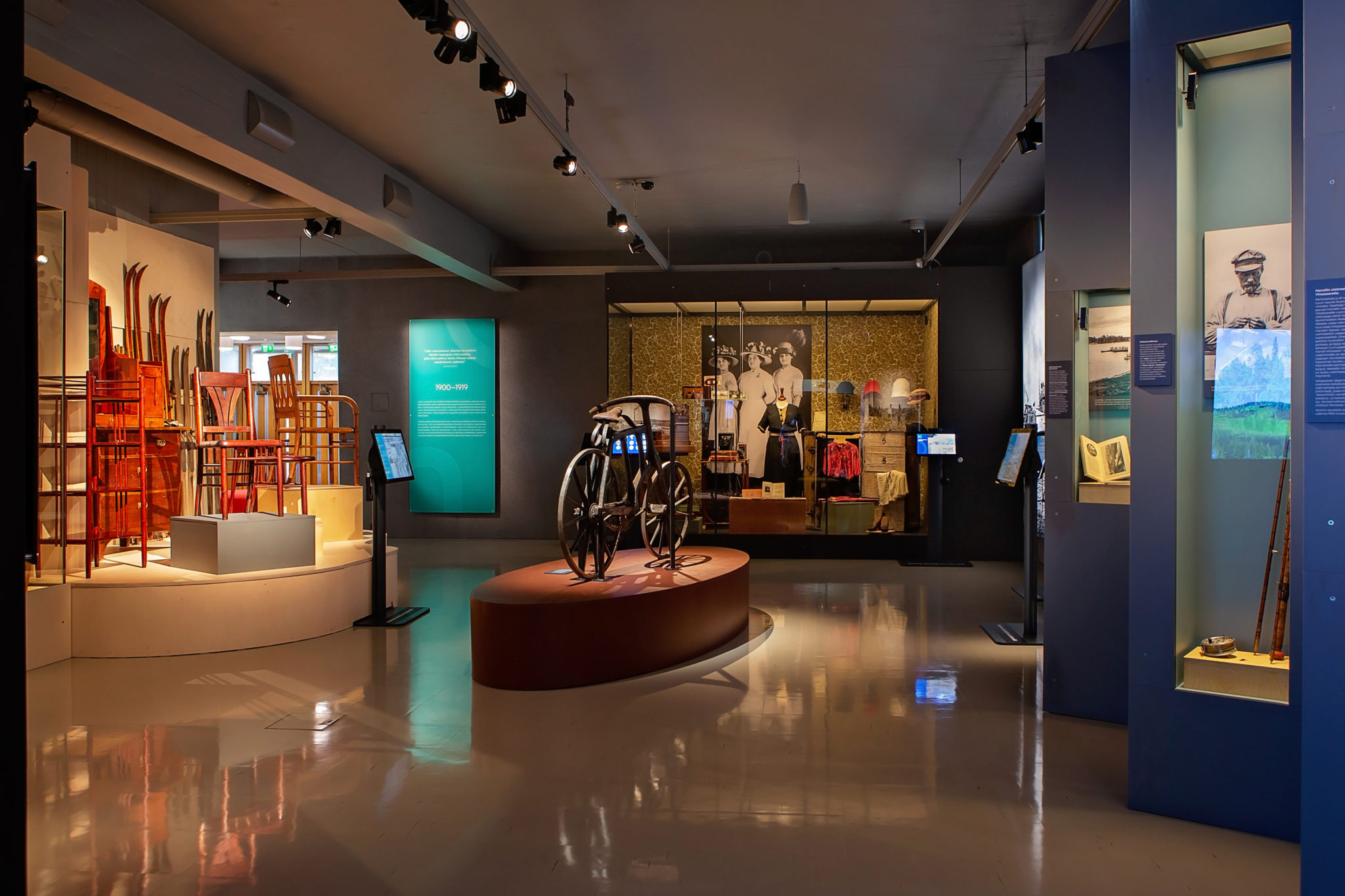 sonance-kaiuttimet-keski-suomen-museossa